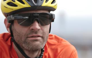 Смарт очки для велосипедистов